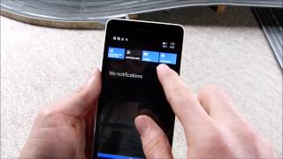 #Ducktip Lumia 535: How to get the Microsoft Camera