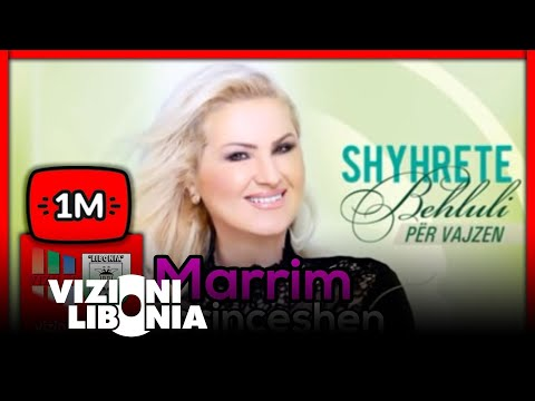 Shyhrete Behluli - Marrim princeshen (Official Song 2015)