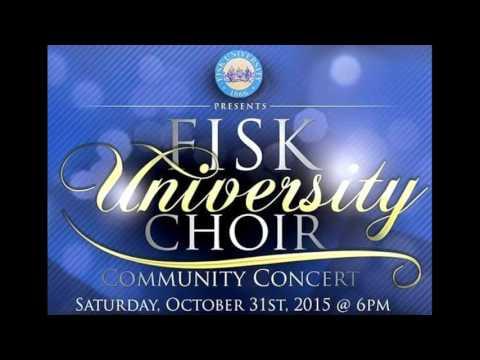 HSTS - Interview on Fisk University Choir visit 10/31/15
