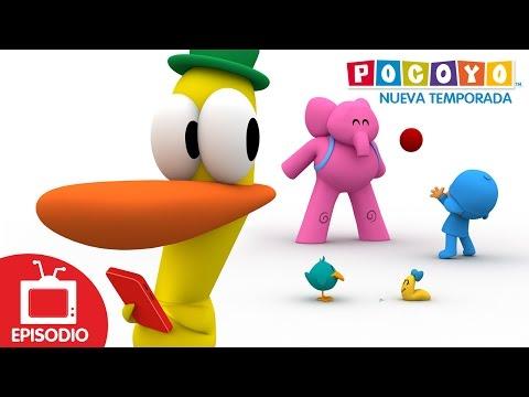 Pocoyó - Pato al aparato (S04E04) ¡NUEVA TEMPORADA!