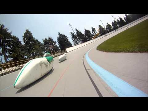 2014 Northbrook, IL Velodrome 100 Lap Streamliner Race