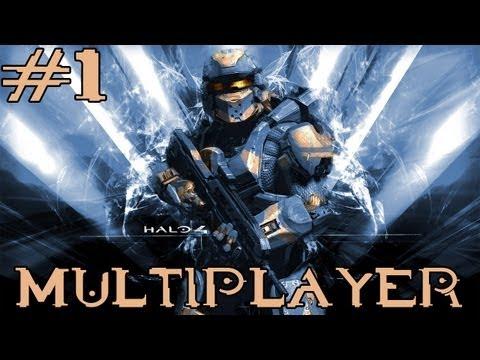 Halo 4 - Walkthrough - Multiplayer Gameplay - Part 1 - Not A Bad Start
