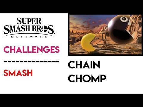 [Smash] Chain Chomp Challenge ~ Super Smash Bros. Ultimate thumbnail