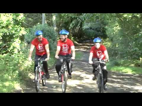 Amanda Hamilton and the Clan - BHF heartride