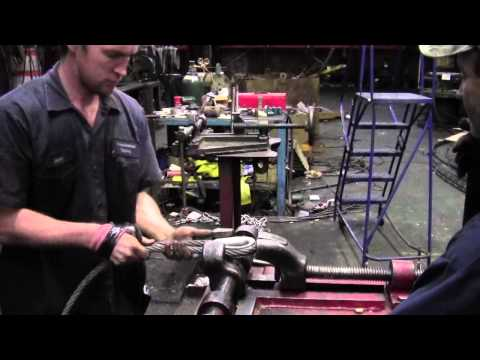Stiff Wire Rope Demonstration at Consolidated Rigging and Lifting in Jacksonville, Florida