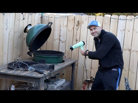 5  THINGS you NEED to KNOW about the BIG GREEN EGG!