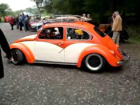 vw k fer beetle orange hot rod oldtimer oldshool tuning. Black Bedroom Furniture Sets. Home Design Ideas