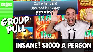 🤪 $1000 Each? Insanity! 💰 Group Pull @ Cosmo Las Vegas ✪ BCSlots