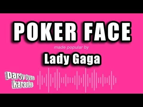 Lady Gaga - Poker Face (Karaoke Version)