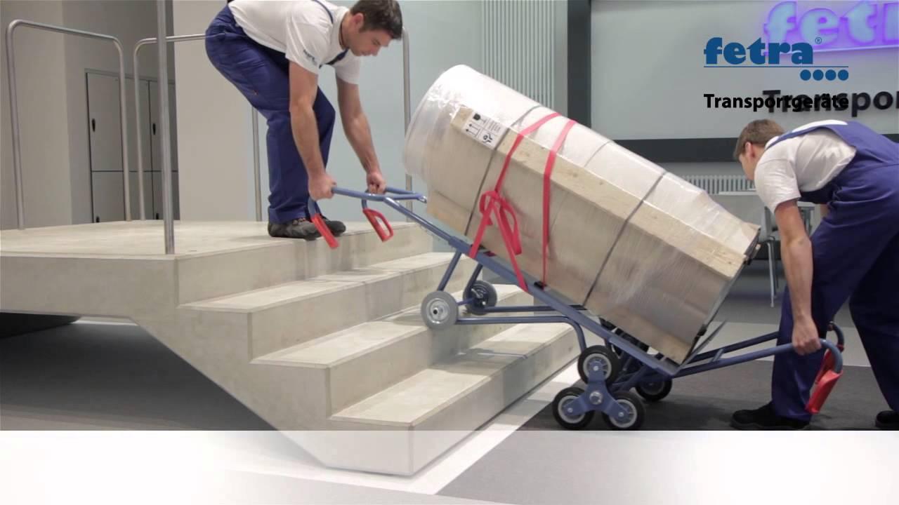 fetra ger tekarre treppenkarre tragholm spanngurt 11050. Black Bedroom Furniture Sets. Home Design Ideas