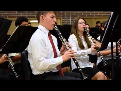 Tolleson Union High School Band Banquet 2015