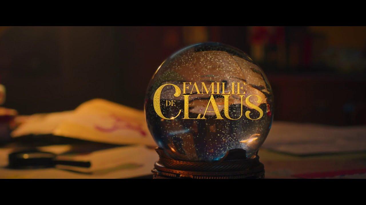 De Familie Claus is vanaf 7 december 2020 te zien op Netflix België
