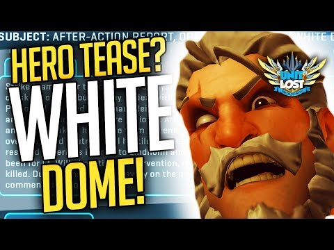 Overwatch - OPERATION WHITE DOME? New Hero Teaser?!