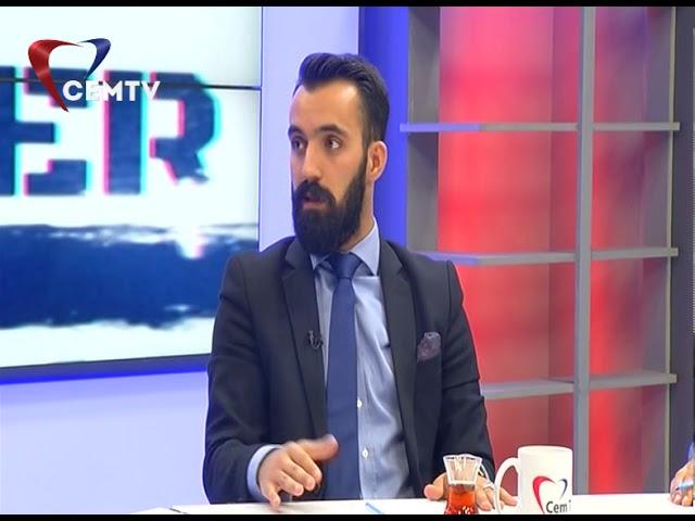 Genç Fikirler / 24 Temmuz 2019 / Cem Vakfı Yönetim Kurulu Üyesi - Cem Avşar