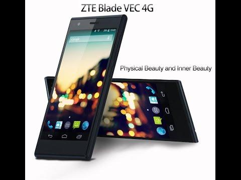 Unboxing ZTE Blade VEC 4G
