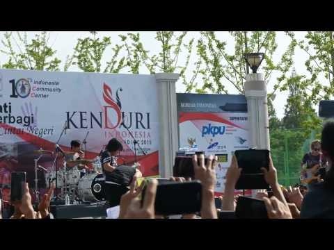 Gigi   Perdamaian Kenduri icc #1 @ansan korea selatan 2015