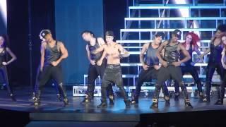 Justin Bieber Boyfriend Dance