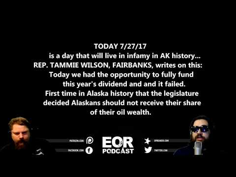 A Bad Deal For Alaskans: Full Oil Subsidy & Cutting The PFD