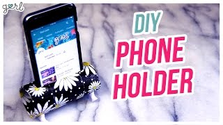 Do It, Gurl – 9 Easy DIY Phone Holders