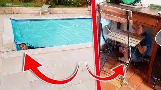Cache-cache dans notre Maison de Vacances ! thumbnail