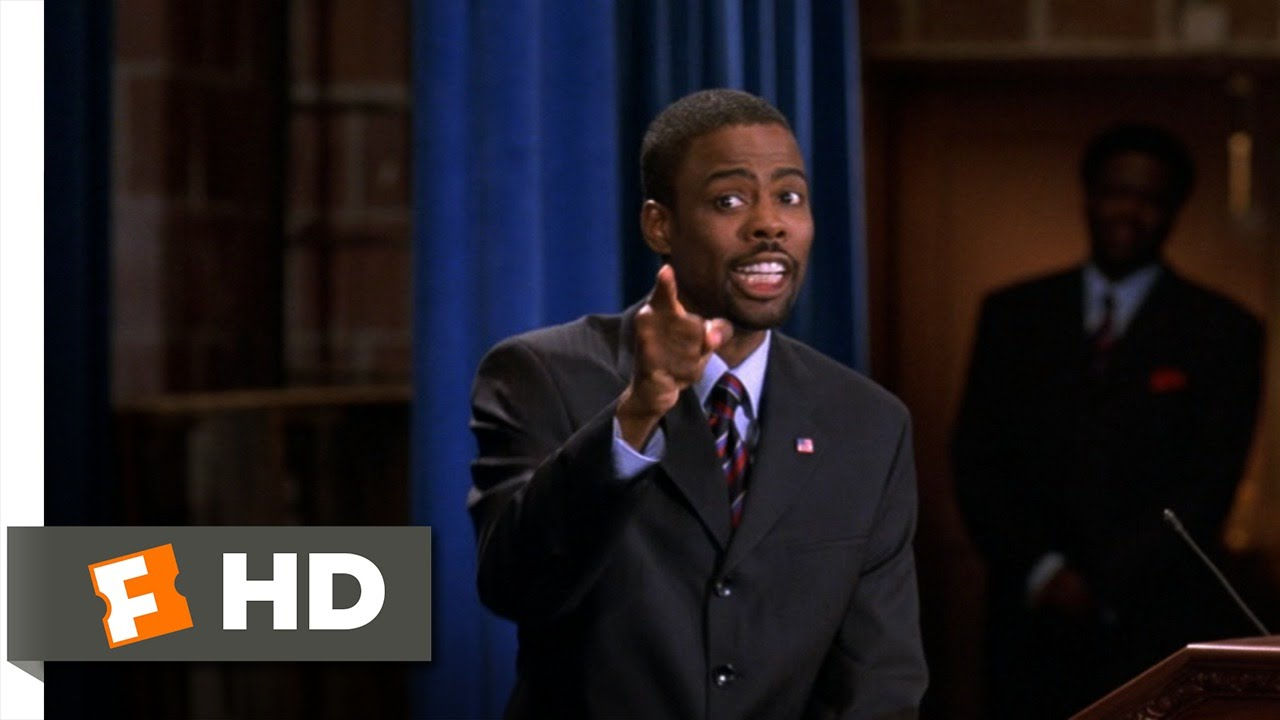 Download Head of State (9/10) Movie CLIP - Yes, I'm an Amateur (2003) HD