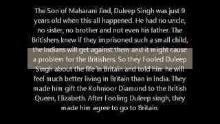 The Truth -  How Britishers Invaded Punjab...