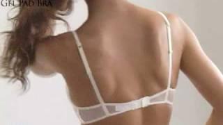 Lily Of France Pretty Sexy Underwire Gel Pad Bra 2111521