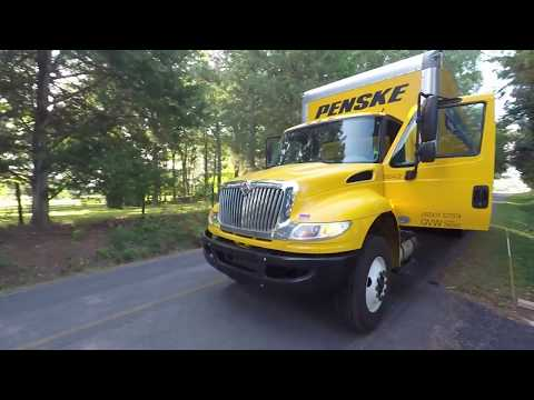2015 International 4300 Durastar with Cummins 6.7L ISB Penske Truck Review