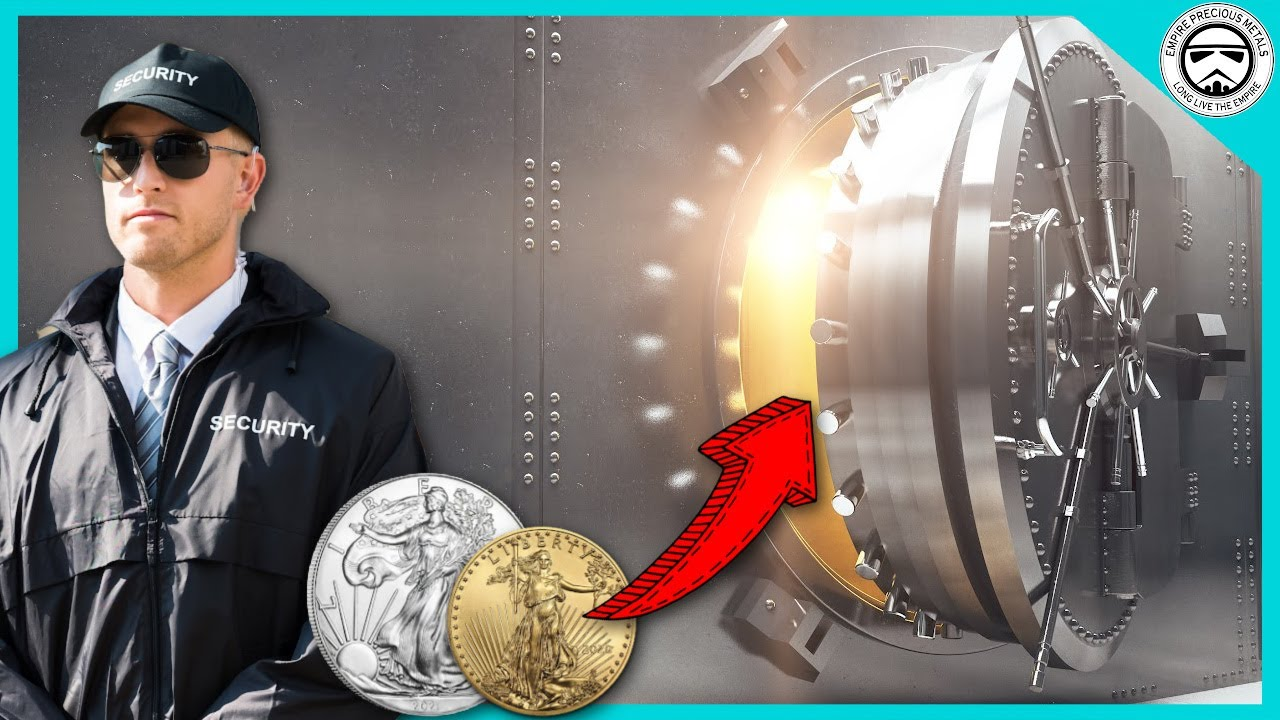 Are You Storing Your Silver And Gold Correctly?