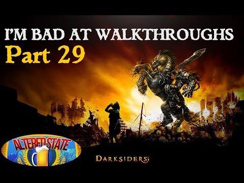 IBAW: Darksiders Part 29 - The Toughest Enemies Yet!