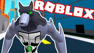Ben 10, Dragon Adventures, and Working at a Pizza Place - Roblox