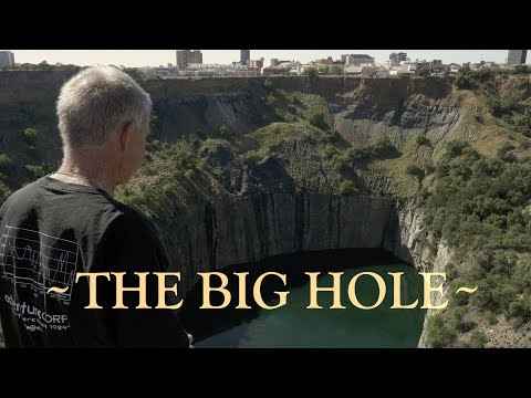 The Big Hole, Kimberley Diamond Mine In South Africa - Bonus Clip | THE UNJUST & US