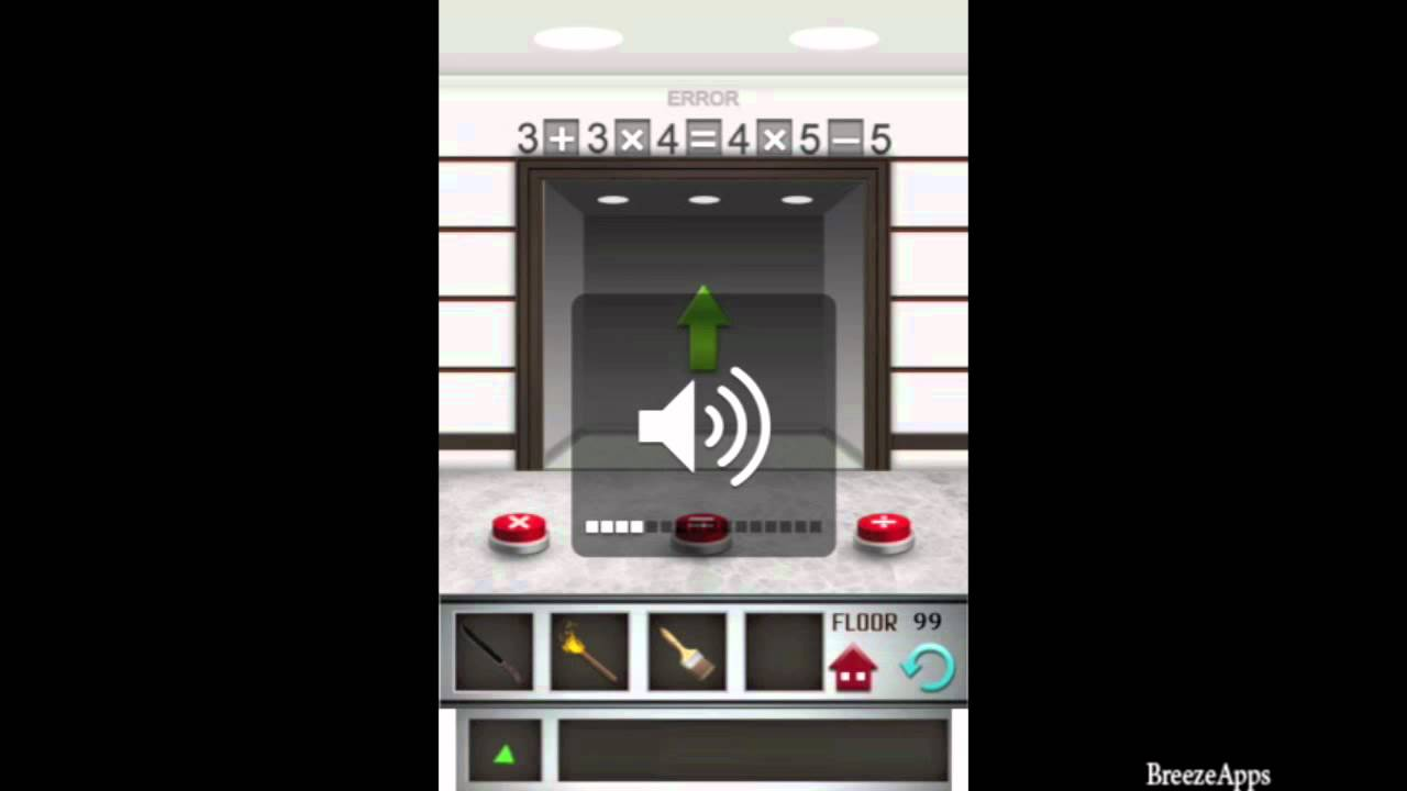 100 Floors Level 99 Walkthrough 100 Floors Level 99 Youtube