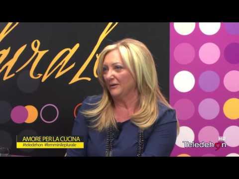 FEMMINILE PLURALE 2015/16 - AMORE PER LA CUCINA
