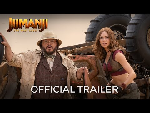 Jumanji: The Next Level | Official Trailer | Experience it in IMAX®