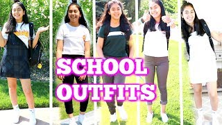 Back to School Outfit Ideas 2018!!!👗B2cutecupcakes