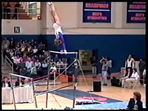 Courtney Kupets - Uneven Bars - 2003 Pacific Challenge