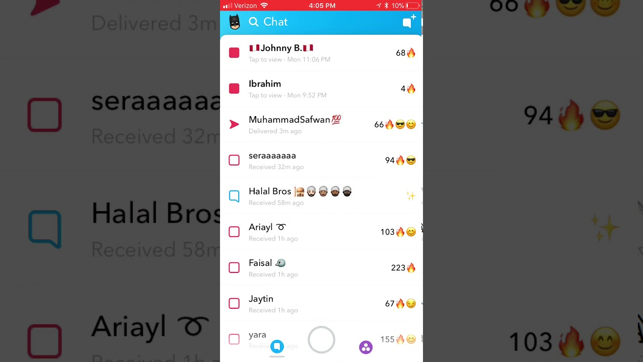 Screen Recording on SNAPCHAT EXPOSED ALERT