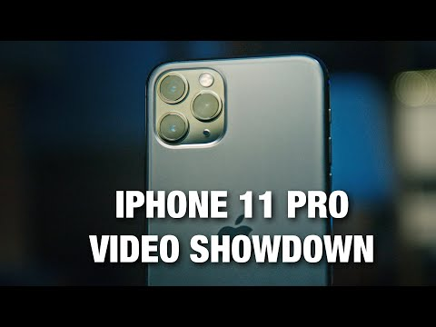 iPhone 11 Pro Vs Pro Cinema Camera