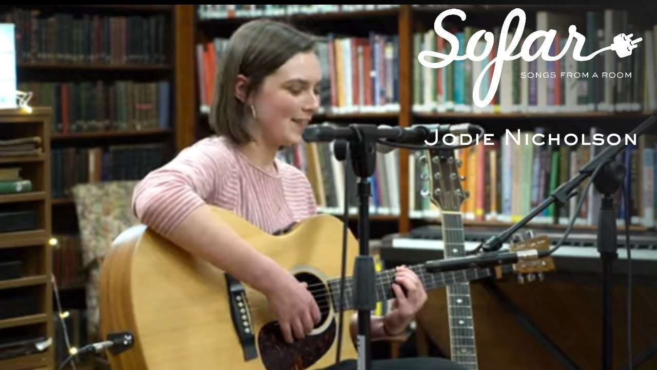 Jodie Nicholson - Run | Sofar Leeds