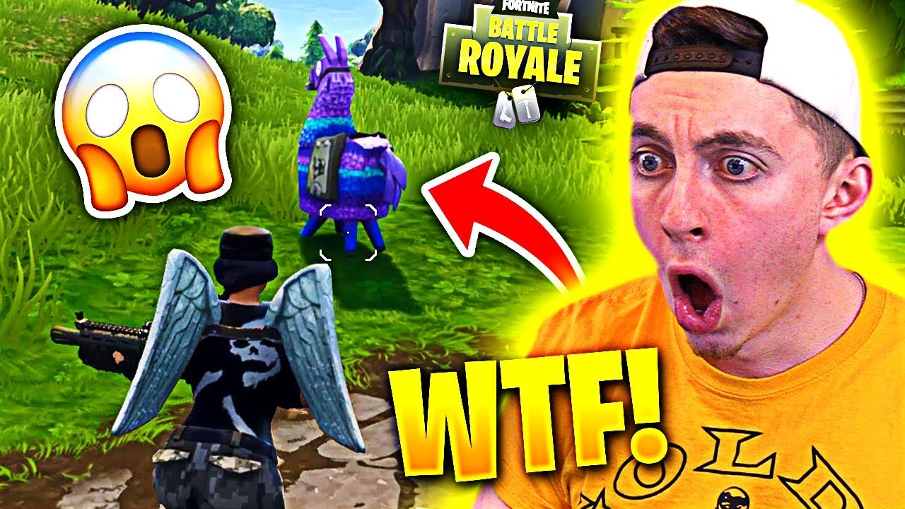 THE SCARIEST THING THAT HAPPENED TO ME IN FORTNITE ...