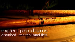 Disturbed - Ten Thousand Fists - Expert Pro Drums