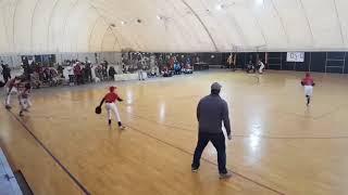Darnytsia Tigers, Kyiv vs Angels, Kropivnitsky Baseball Game Zorilla Cup 2018 G3