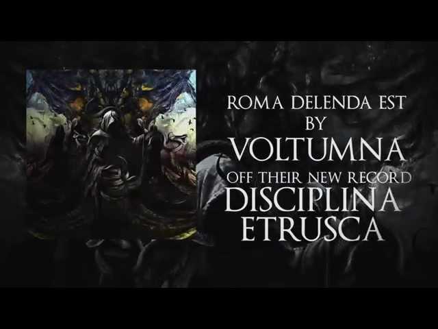 Voltumna - Roma Delenda Est