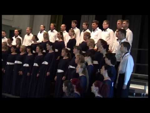 One day in the life of Riga Business School choir - LV