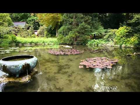 Japanischer Garten Leverkusen Mai 2012 Full HD