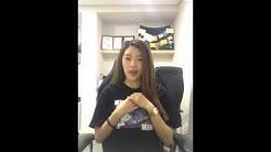 [PT-BR] Mensagem Individual: Park Cho Hyun (SEEART)