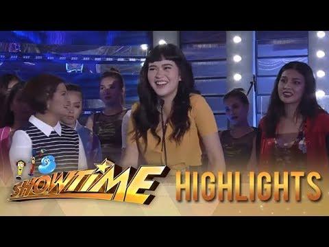 It's Showtime PUROKatatawanan: Bela's joke is better than Teddy's
