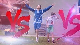 Fodbold   Armin VS Bero & Hasko