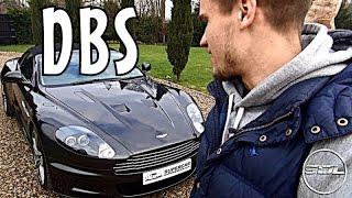 FIRST DRIVE: Aston Martin DBS!